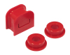 Prothane 05-10 Ford Mustang Shifter Bushings - Red