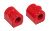 Prothane 00-04 Ford Focus Front Sway Bar Bushings - 21mm - Red