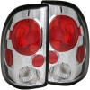ANZO 1997-2004 Dodge Dakota Taillights Chrome