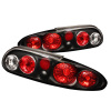 Spyder Chevy Camaro 93-02 Euro Style Tail Lights Black ALT-YD-CCAM98-BK