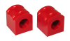 Prothane 04+ Ford F150 Front Sway Bar Bushings - 34mm - Red
