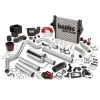 Banks Power 03-04 Dodge 5.9L CCLB Big Hoss Bundle - SS Single Exhaust w/ Black Tip