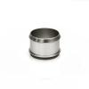 Turbosmart BOV Bubba 2.0in Plumb Back Fitting - Silver
