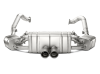 Akrapovic 16-16 Porsche Boxster Spyder (981) Slip-On Line (Titanium) w/ Titanium Tips