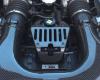 Agency Power Carbon Fiber Engine Lock Cover Ferrari 458 10-14