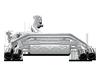 Akrapovic 11-12 BMW 1 Series M Coupe (E82) Slip-On Line (Titanium) (Req. Tips)
