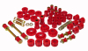 Prothane 00-06 Dodge Neon SRT-4 Total Kit - Red