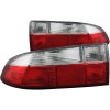 ANZO 1996-1999 BMW Z3 Taillights Red/Clear
