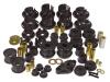 Prothane 08-10 Subaru WRX Total Kit - Black