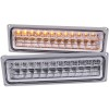ANZO 1988-1998 Chevrolet C1500 LED Parking Lights Chrome