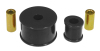 Prothane 00-04 Ford Focus Lower Motor Mount Insert - Black