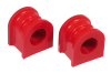 Prothane 05+ Ford Mustang Front Sway Bar Bushings - 28.6mm - Red