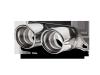 Akrapovic 14-17 Porsche 911 GT3 (991) Tail Pipe Set (Titanium)