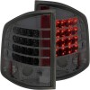 ANZO 1995-2005 Chevrolet S-10 LED Taillights Smoke
