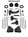 ReadyLift Suspension 05-07 Ford F250/350 SST Lift Kit 3.5in Front 1.0-3.0in Rear