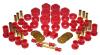 Prothane 07-14 Chevy Silverado 1500 2wd Total Kit - Red