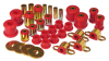 Prothane 00-03 Toyota Celica Total Kit - Red