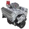 Edelbrock 350 Perf 9 0 1 Engine Polished Incl Part 609019 21011 1406 8820 STD MSD Ign