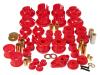 Prothane 08-10 Subaru WRX Total Kit - Red