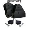 ReadyLift Suspension 05-15 Ford F250/350 Radius Arm Drop Brackets And 1.0in Lower Coil Spacer Kit