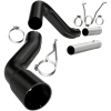 MagnaFlow 07-10 Dodge 2500/3500 409 SS DPF Back 5in Single Exit Exhaust- Black