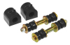 Prothane 00-04 Ford Focus Rear Sway Bar Bushings - 21mm - Black
