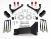 ReadyLift Suspension 07-13 Chevy Silv/Sierra 1500 SST Lift Kit 2.25in Front 1.75in Rear