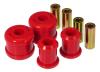 Prothane 01-02 Honda Civic Front Control Arm Bushings - Red