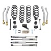 ReadyLift Suspension 07-15 Jeep Wrangler JK 2.5in Spring And 4 Arm Kit