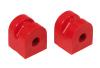 Prothane 00-06 Dodge Neon Rear Sway Bar Bushings - 12mm - Red