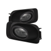 Spyder Acura TSX 04-05 (Euro Accord)OEM Fog Lights w/Switch Smoke FL-ATSX03-SM
