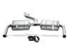 Akrapovic 09-12 Renault Clio III RS 0 Slip-On Line (SS) w/ Carbon Tips