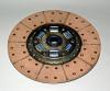 McLeod Disc Performance Kevlar Both Sides 10.5in X 1-3/8 X 10 Spline