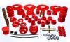Energy Suspension 01-05 Chrysler PT Cruiser FWD Red Hyper-flex Master Bushing Set