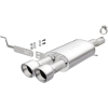 MagnaFlow 14-17 Mini Cooper L4 2.0L (Hatch Excl. 4-Door) 2.5in Pipe Dual-Tip Axle-Back Exhaust