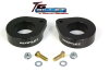 ReadyLift Suspension 07-15 Jeep Wrangler JK 1.5in T6 Billet Aluminum Leveling Kit Anodized - Black