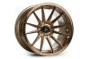 Cosmis Racing R1 Hyper Bronze Wheel 18x10.5 +30mm 5x114.3