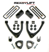 ReadyLift Suspension 07-15 GM 1500 SST Lift Kit 4.0in Front 1.75in Rear A-Arm Kit