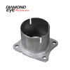 Diamond Eye 4 BOLT ADAPTER..SS CHV-FBA-SS