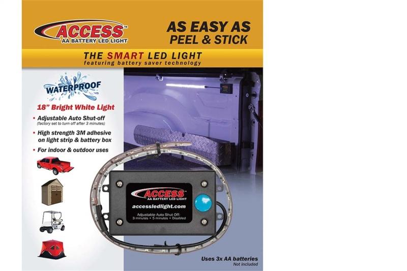 ACC Battery LED Light