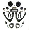 ReadyLift Suspension 07-15 GM Tahoe/Suburban/Avalanche SST Lift Kit 4.0in Front 3.0in Rear A-Arm Kit