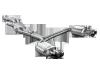 Akrapovic 12-15 Audi RS4 Avant (B8) Evolution Line Cat Back (Titanium) w/ Carbon Titanium Tips