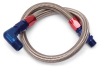 Edelbrock 27-Inch Fuel Line Kit