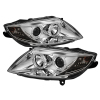 Spyder BMW Z4 03-08 Projector Headlights Xenon/HID Model Only - LED Halo Chrome PRO-YD-BMWZ403-HID-C