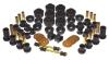 Prothane 07-14 Chevy Silverado 1500 2wd Total Kit - Black