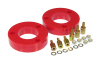 Prothane 09+ Ford F150 Front Coil Spring 2in Lift Spacer - Red