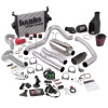 Banks Power 03-04 Ford 6.0L CCLB PowerPack System - SS Single Exhaust w/ Black Tip