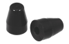 Prothane 00-04 Ford Focus Rear Bump Stops - Black