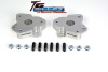 ReadyLift Suspension 06-15 Dodge Ram 1500 2.0in T6 Billet Aluminum Leveling Kit Anodized - Silver