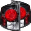 ANZO 1995-2005 Chevrolet S-10 Taillights Carbon 3D Style